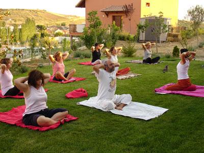 Retiros de Yoga en España
